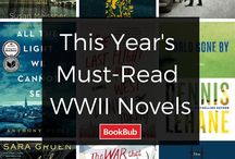 WWI & WWII Books / Books about the world wars