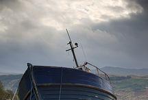 Лодки и парусники
