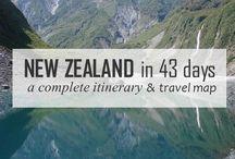 Reiseziel NZ