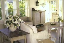 Tranquil spaces / Create beautiful spaces for peaceful living