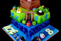 Beni szülinapi torták