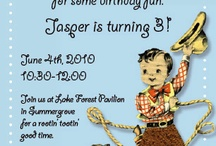 Kasen's Birthday / by Jessica Alvis