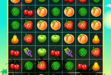 Fruit Shake Crush - Match 3 puzzle game / iOS and Android  puzzle,match 3 game   https://www.facebook.com/neutrinio