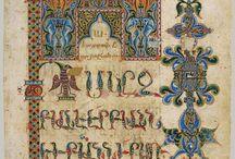 Manuscrise medievale vestice