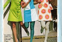 fashion 60/70 tallet