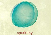 Spark joy / I'm shifting our home in all sorts of minor ways that really do bring me joy. I want to be inspired by other pinners here!