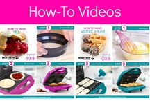 How-To Videos / Learn how-to use your Holstein maker is 3 easy steps with our How-To Videos!