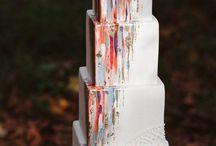 Torte Nuziali / Meravigliose torte per matrimoni da cui prendere ispirazione.