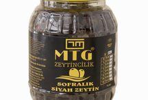 MTG Siyah Zeytin