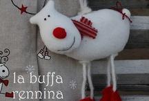 Rendieren kerst en co