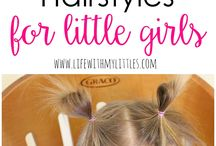 Hairstyles for children / www.mylittletreehouse.com.au