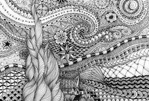 Zentangle Arte  Internet / Ideas