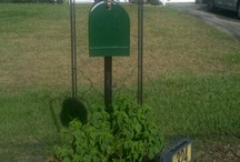 Outdoor Home n Garden projects / by Tammy