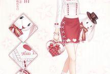 Nikki Illustration