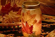 Fall Decor / by Cheri Covrett