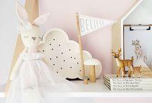 Bebek odası duvar süslemesi