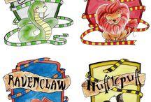 cute hogwarts crest