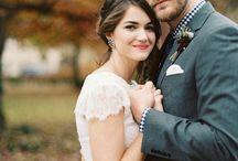 Fall Themed | Wedding