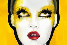 Art - Yellow