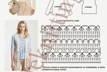 hačkovane oblečení