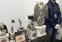 Large collection of Nazi objects found in Buenos Aires