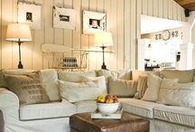 Living Room Inspiration / Living Room Decorating Ideas / by Patricia Pennington-Perez