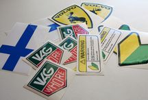 Stickers / JDM / Euro / Stance etc etc.. stickers