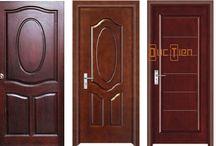 Mẫu cửa gỗ thông phòng 1 cánh / mẫu cửa gỗ thông phòng cho biệt thự đẹp 2016