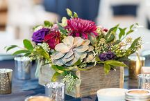 Wedding Floral and Decor / We see so many unique weddings, each with a special flavor and style. We can't help but share all the cool ideas we love!