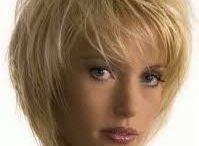 fryzury półdługie