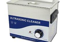 110/220V Ultrasonic Cleaner 3.2L 40KHZ 120W Jewelry, Dental ,Circuit Board Memory Card