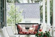 I love my porch