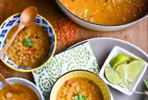 Lovely lentils / Lentil recipes