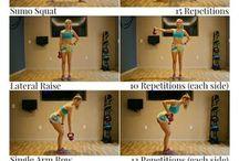 Workout ❣️
