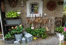 kouzelná zahrada