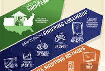 Marketing Infographics / by Aubrey Gross