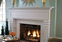 living room colors / by Jenna - Little Kitchen Big Flavors