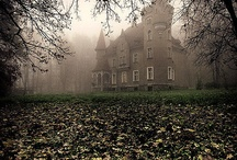 castles and manor houses / by Tina Kuesel