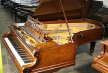1880 -1890 Piano Case Styles / Piano Case Styles from 1880 -1890 at Besbrode Pianos