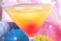 Drinks! / by Danielle Elise