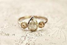 Rings and Wedding Things / by Amanda Morrison
