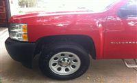 2011 Chevrolet Silverado - $22,000 / Make:  Chevrolet Model:  Silverado Year:  2011 Body Style:  Extended Cab Pickup Exterior Color: Red Interior Color: Black Doors: Four Door Vehicle Condition: Good   Phone:  913-449-5969   For More Info Visit: http://UnitedCarExchange.com/a1/2011-Chevrolet-Silverado-317462424787