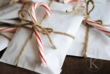 Inslagning/ Christmas wrapping