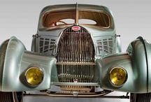 1935 Bugatti Aerolithe / The Bugatti Aerolithe re-created by The Guild of Automotive Restorers