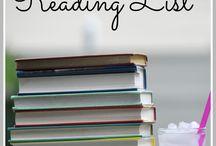 Read!!! / by Cristina Maggion