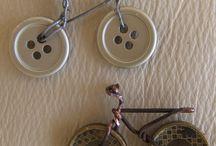 Knopen fiets