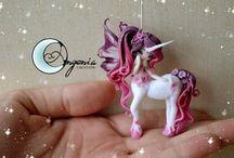 hada unicornio