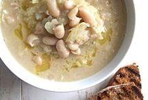 zuppe e vellutate...