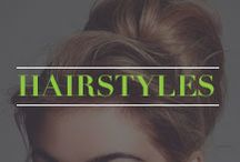 STYLENET Hair / General board about hair