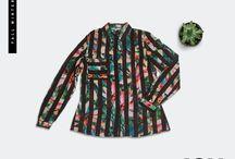 #Blusas&Estampados / Una prenda infaltable en tu look, que además con el estampado perfecto le da vida a cualquier combinación.